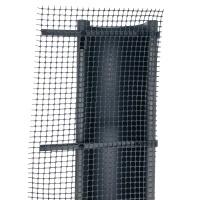 Laubschutz Dachrinne Netz Gitter Laubfang Regenrinneschutz 17cm br. x 5m