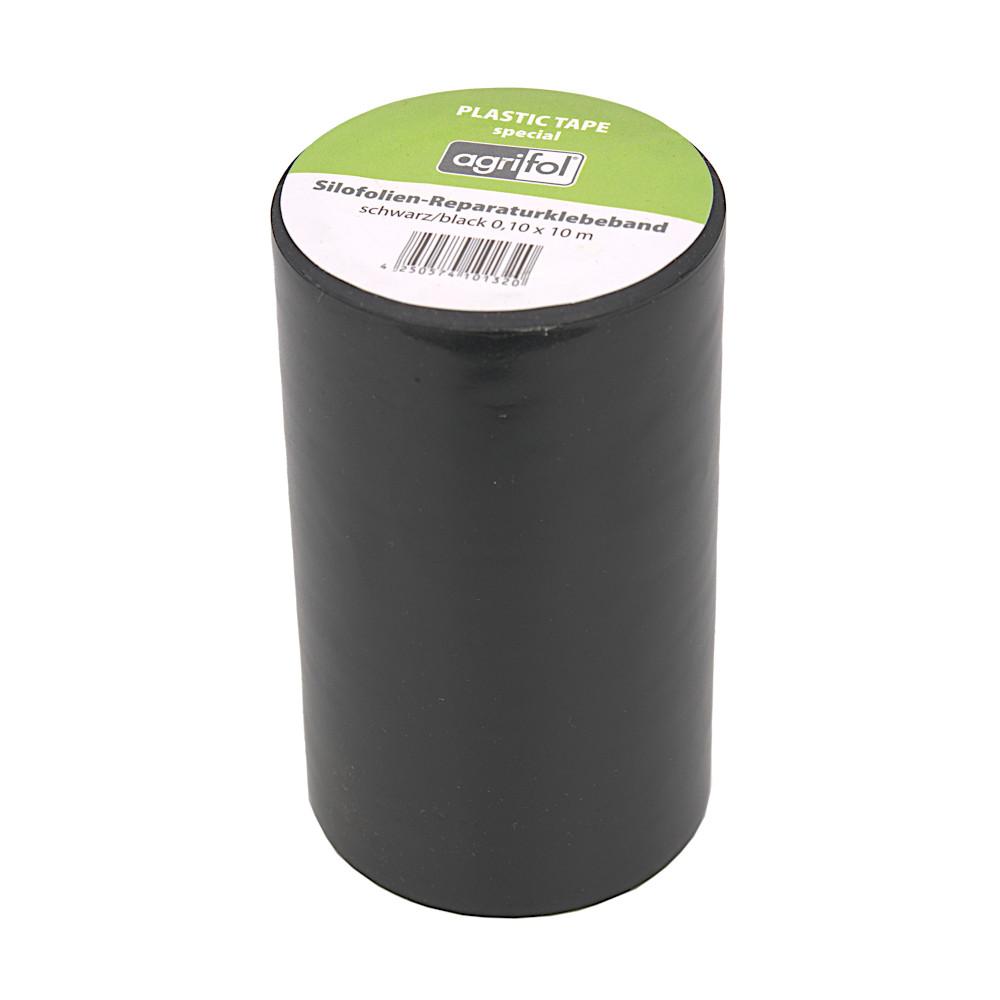 Reparaturklebeband für Teichfolie Folie jeder Art 10cm x 10m schwarz