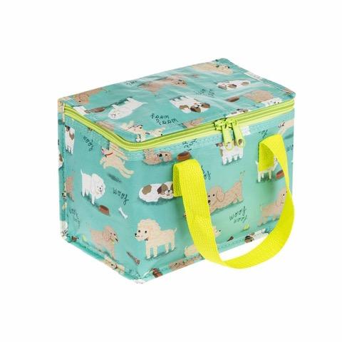 """Isolierte Snacktasche Kühltasche aus recycelten Plastikflaschen """"PUPPY DOGS"""""""